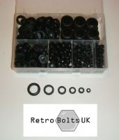280pc Wiring Grommet Assorted Box